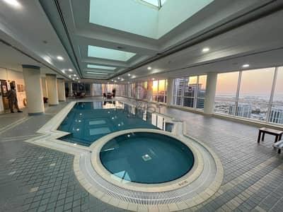 فلیٹ 2 غرفة نوم للايجار في شارع الشيخ زايد، دبي - 2BR Chiller Free House Keeping Free 2 Months Free