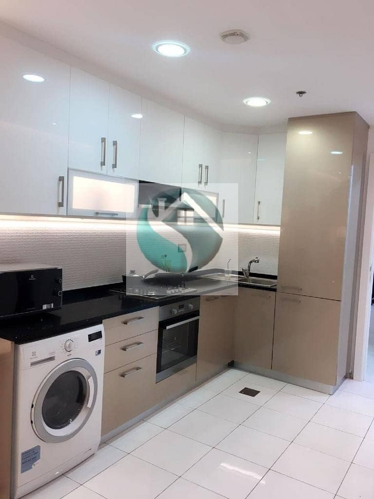 2 Furnished Studio In Miracle By Danube in Cheap Price!