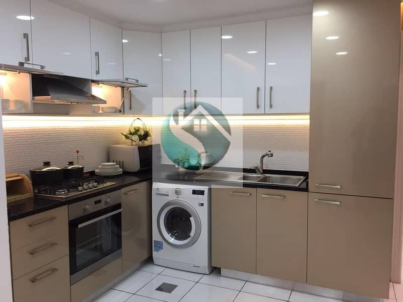 11 Furnished Studio In Miracle By Danube in Cheap Price!