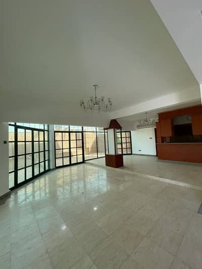 9 Bedroom Villa for Sale in Al Jazzat, Sharjah - STYLISH DUPLEX BIG 9BHK VILLA WITH GARDEN MAID ROOM