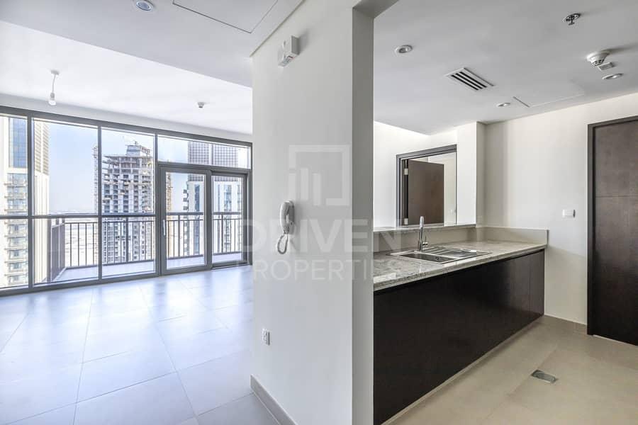 2 High Floor w/ Fitted Kitchen | BLVD View