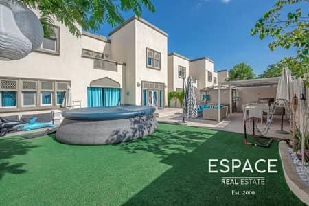 3 Bedroom Villa for Sale in Jumeirah Park, Dubai - Regional Small| Single Row | 3 Bedrooms