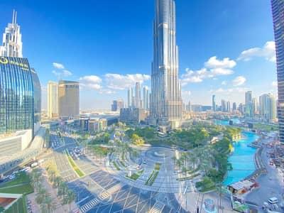 شقة 1 غرفة نوم للايجار في وسط مدينة دبي، دبي - Must Go | Fully Equipped Kitchen | Large Balcony