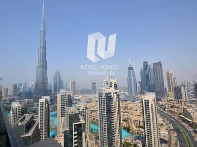 Vida Downtown I 3+Maid I Burj View  4.5M