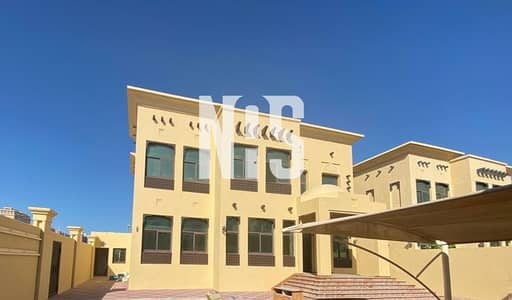 4 Bedroom Villa for Rent in Mohammed Bin Zayed City, Abu Dhabi - Huge commercial villa for rent
