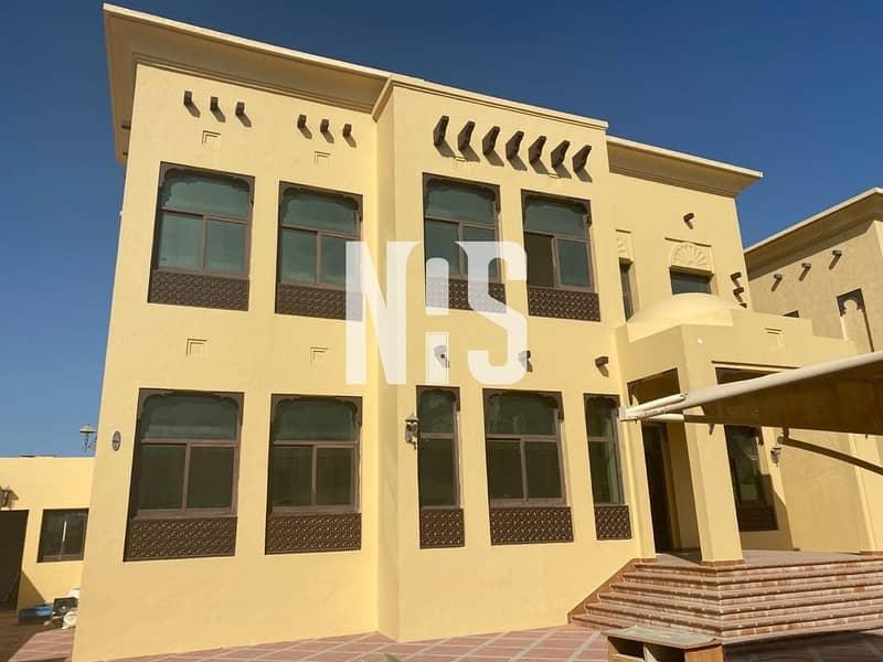 2 Huge commercial villa for rent