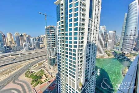 شقة 1 غرفة نوم للايجار في أبراج بحيرات الجميرا، دبي - 1 Bedroom | Large Layout Apt | Balcony
