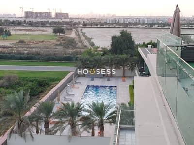 فلیٹ 2 غرفة نوم للايجار في مدينة ميدان، دبي - Grand  2 BR + Maid Penthouse | Garden and Pool View | Fully Furnished