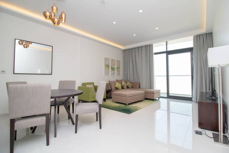 2 Brand New | Lovely and Clean | Furnished 1BR
