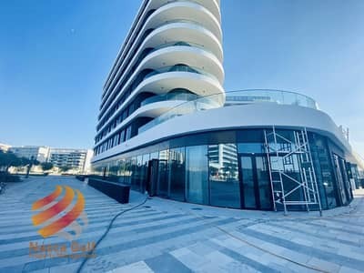 Shop for Rent in Al Raha Beach, Abu Dhabi - Brand new retail space! Best  Layout at best rate! 75sqm