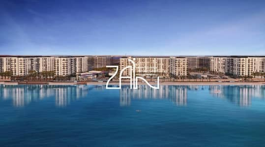 3 Bedroom Apartment for Sale in Yas Island, Abu Dhabi - Best Price 3BR Sea View with Balcony Handover 2021