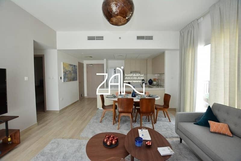 2 Best Price 3BR Sea View with Balcony Handover 2021