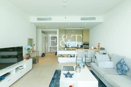 شقة 2 غرفة نوم للبيع في نخلة جميرا، دبي - Uninterrupted Sea And Burj View | High Floor | PJ