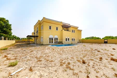 Villa at the price of a plot