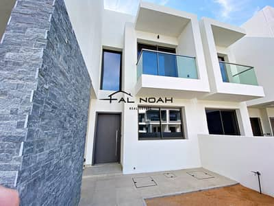 3 Bedroom Townhouse for Rent in Yas Island, Abu Dhabi - Best market price! Stunning 3BR! Exclusive community!