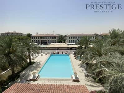 شقة 1 غرفة نوم للبيع في جرين كوميونيتي، دبي - Exclusive | 1 Bed | Furnished | Pool View