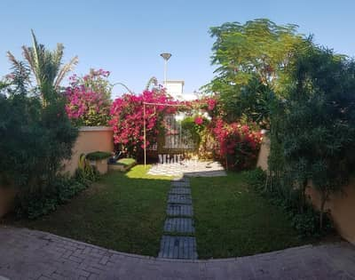 1 Bedroom Townhouse for Rent in Jumeirah Village Triangle (JVT), Dubai - 1br in Best location with landscaped garden