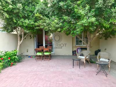 2 Bedroom Townhouse for Rent in The Springs, Dubai - 2BR - TYPE 4M | Lake Facing | Single Row |Springs 9 | The Springs Community