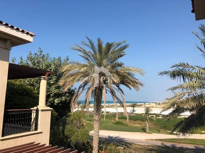 4 Bedroom Villa for Rent in Saadiyat Island, Abu Dhabi - Lovable !!! 4BR Villa For Rent In Saadiyaat Beach.