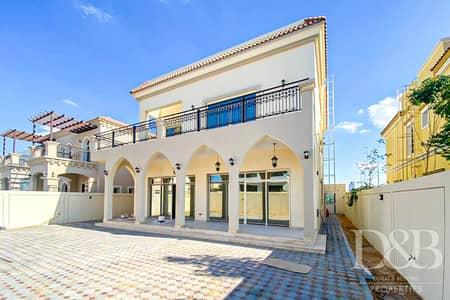 4 Bedroom Villa for Rent in Jumeirah Park, Dubai - Custom Built Villa | Coverd Parking | Call Now