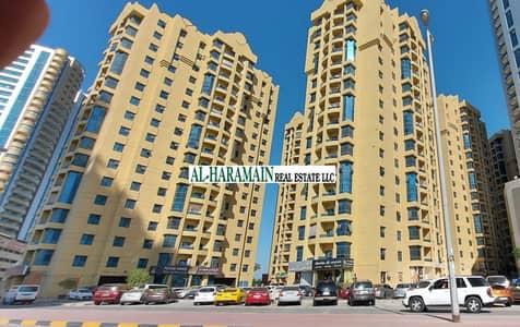 فلیٹ 1 غرفة نوم للايجار في عجمان وسط المدينة، عجمان - شقة في أبراج الخور عجمان وسط المدينة 1 غرف 17000 درهم - 4925657