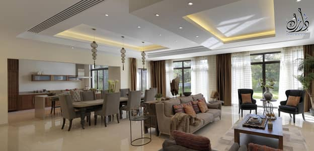 4 Bedroom Villa for Sale in Meydan City, Dubai -  immediate delivery / the cheapest price and installments of up to 10 years / for sale