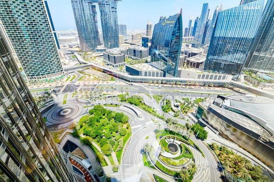 2 2BR+Study  Apt. | Opera & Sheikh Zayed View