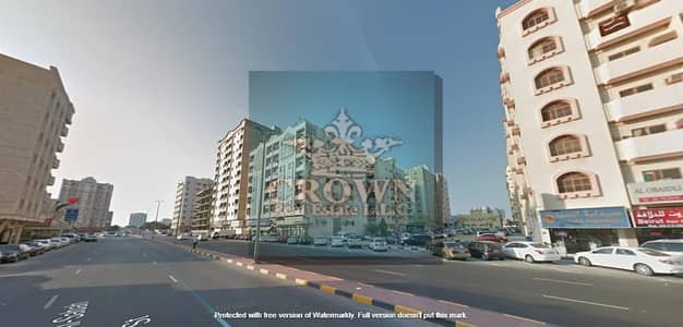 Mixed Use Land for Sale in Ajman Industrial, Ajman - 10010 SQ FT COMMERCIAL RESIDENTIAL CORNER LAND NEAR NESTO SANAYA
