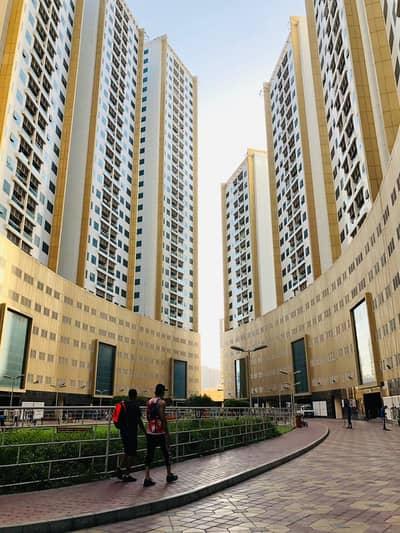 استوديو  للبيع في عجمان وسط المدينة، عجمان - شقة في أبراج لؤلؤة عجمان عجمان وسط المدينة 135000 درهم - 4703514