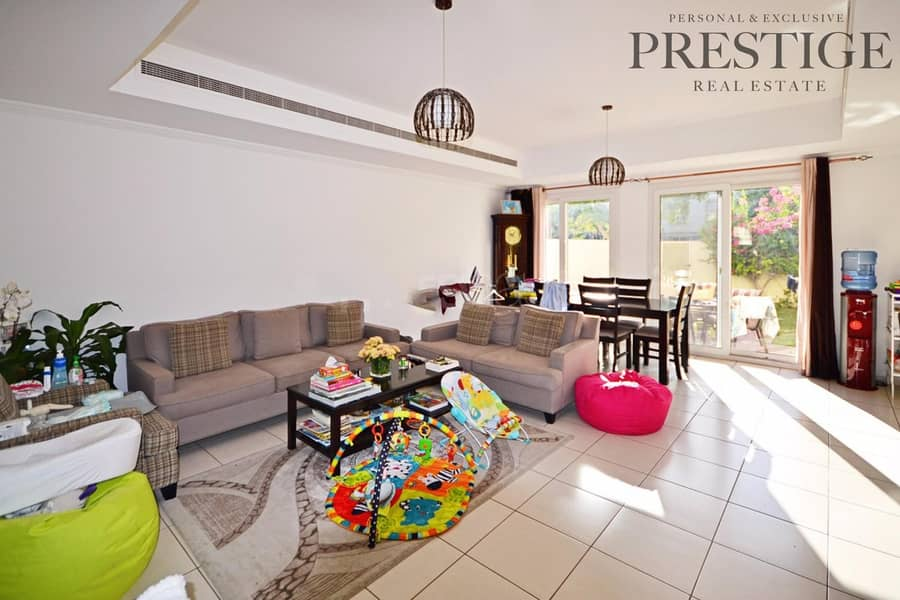 Villa in Springs 4 | 3M | 3 Bed + Study | Right Across Pool and Park