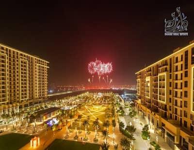 فلیٹ 1 غرفة نوم للبيع في تاون سكوير، دبي - Ready apartments for sale in Dubai with a 5-year payment plan