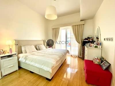 فیلا 4 غرف نوم للايجار في قرية جميرا الدائرية، دبي - Stunning 4BR+Maid |Private Garden |Massive Terrace