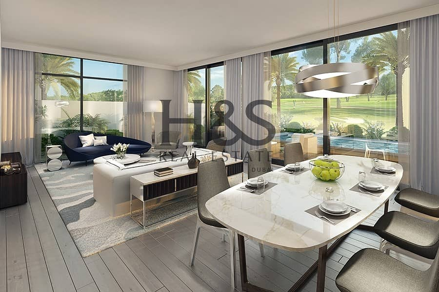 2 Family-Friendly Community | Overlooking Golf Course