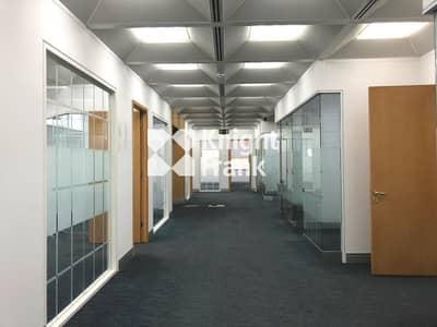 Office for Rent in Hamdan Street, Abu Dhabi - Fitted Office for Lease | Hamdan Street Abu Dhabi