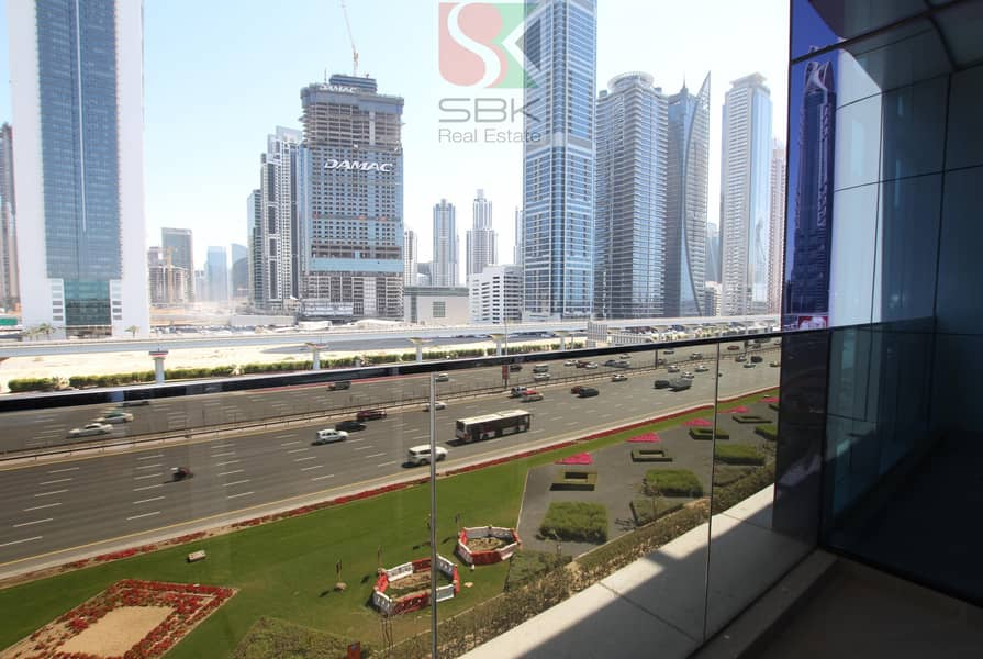 10 Excellent Quality  New 2BHK in Sheikh Zayed