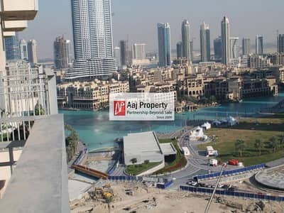 Standpoint Building   1 bedroom   Opera and Fountain view   Downtown Dubai