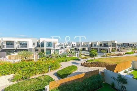 تاون هاوس 3 غرف نوم للبيع في دبي هيلز استيت، دبي - Single Row Prime Location | 3BR + Maid | Maple DH