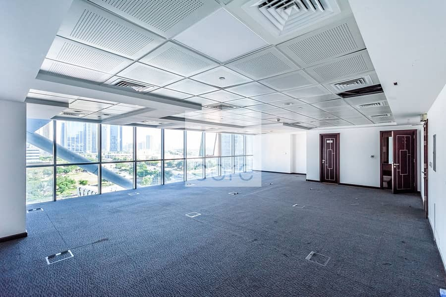 Low Floor | Fitted Office | Close to Metro