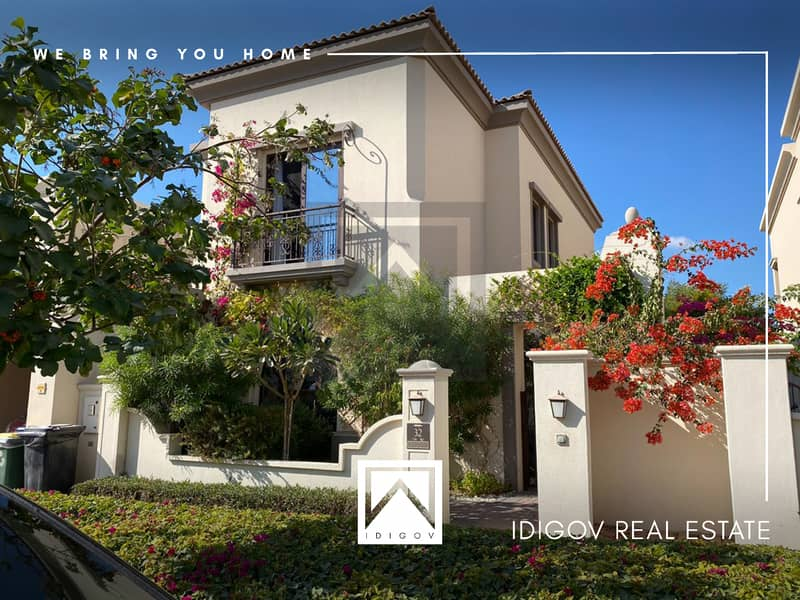 Amazing Villa  Large Size   Hot Offer