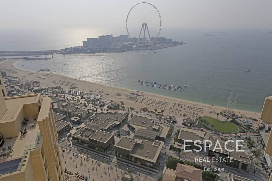 11 Full Sea View|Upgraded|Top floor