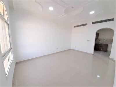 Studio for Rent in Mohammed Bin Zayed City, Abu Dhabi - Brand New First Floor Studio with Compound View and Low Rent