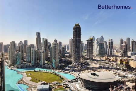 2 Bedroom Apartment for Rent in Downtown Dubai, Dubai - Fountain View   Fully Furnished 2 Bedroom