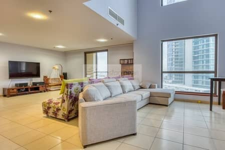 4 Bedroom Apartment for Sale in Jumeirah Beach Residence (JBR), Dubai - EXCLUSIVE | 4 BR | Ideal for Family with Children