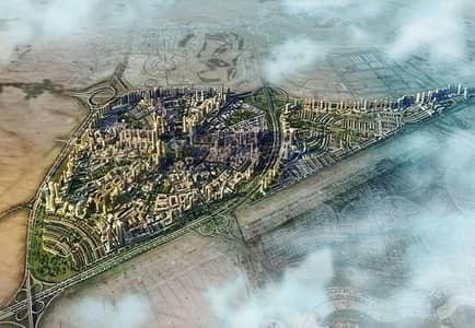 مبنى سكني  للبيع في قرية جميرا الدائرية، دبي - Whole Building ! B + G + 4 ! Brand New