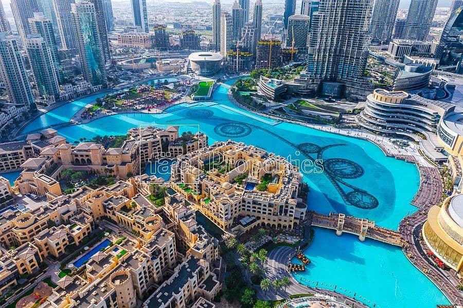 18 Panoramic Burj & Fountain View | All inclusive