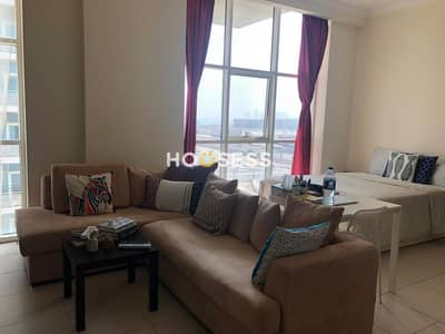Studio for Rent in Business Bay, Dubai - STUDIO l FULLY FURNISHED l READY TO MOVE  IN