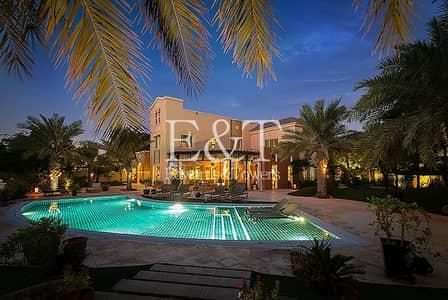 6 Bedroom Villa for Sale in Dubai Sports City, Dubai - EXCLUSIVE|Huge corner plot|Extended outdoor living