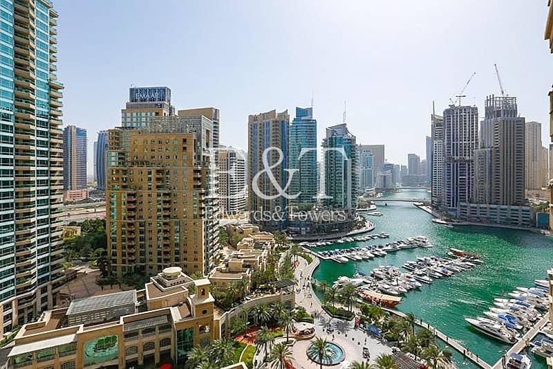 33 Exclusive|Beautiful Marina View|Rented|Mid Floor