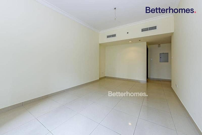 Meadows View | 6 Cheques | No Balcony | Unfurnished