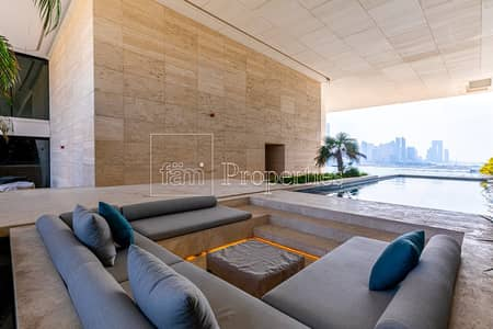 بنتهاوس 3 غرف نوم للبيع في نخلة جميرا، دبي - Private Pool/Terrace | 3BED w/Study New Penthouse